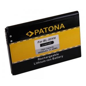 3149 (3000mAh) Μπαταρία Patona για Κινητά τηλέφωνα LG D855