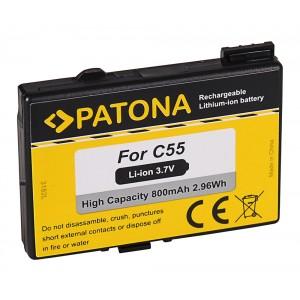 3182 (800mAh) Μπαταρία Patona για Κινητά τηλέφωνα Siemens Gigaset 4015