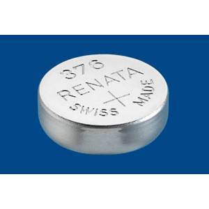 376 Μπαταρία ρολογιών (Silver Oxide) Renata