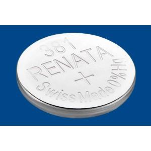 381 Μπαταρία ρολογιών Renata