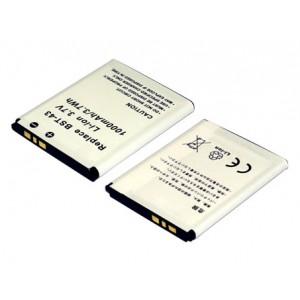 BL2436 (1000mAh) Μπαταρία για κινητά τηλέφωνα Sony Ericsson Hazel