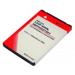 BL9750 (1000mAh) Μπαταρία για κινητά τηλέφωνα LG Apex US740