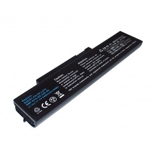 CL6225 (4400mAh) Μπαταρία για Fujitsu και Fujitsu Siemens Esprimo Mobile V5515 11.1V Laptop
