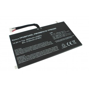 CL6345 (2850mAh) Μπαταρία για Fujitsu FMVNBP219 14.8V Laptop