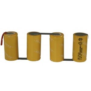 4/SC-1600+ tags Ni-Cd μπαταρία για φορητά σκουπάκια
