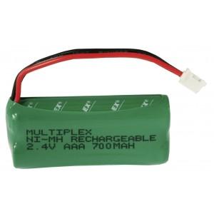 2/AAA-700+Xalio plug  Μπαταρία για ασύρματα τηλέφωνα