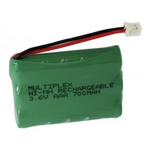 3/AAA-700+ Multi Plug Μπαταρία για ασύρματα τηλέφωνα