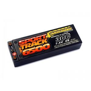 Μπαταρία Lipo 6500 mAh 7.4v Sport Track Overlander