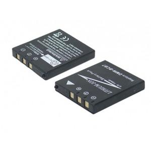PL187 (710mAh) Μπαταρία για Panasonic Lumix DMC-FX2B ψηφιακές φωτογραφικές μηχανές