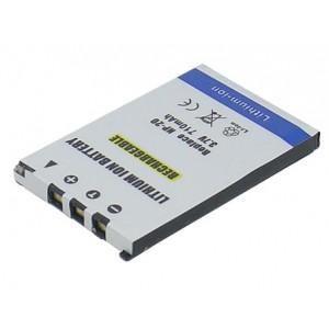 PL20 (630mAh) Μπαταρία για Casio Exilim Card EX-M1 ψηφιακές φωτογραφικές μηχανές