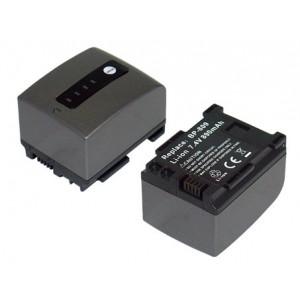 PL309 (890mAh) Μπαταρία για Canon HF10 βιντεοκάμερες