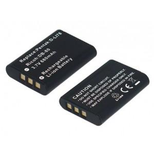 PL317 (570mAh) Μπαταρία για Nikon Coolpix S550, Olympus, Pwntax, Ricoh και Sanyo ψηφιακές φωτογραφικές μηχανές