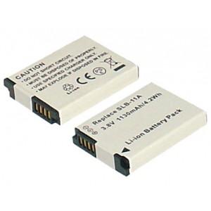 PL340 (980mAh) Μπαταρία για Samsung CL65 ψηφιακές φωτογραφικές μηχανές