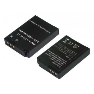 PL612 (980mAh) Μπαταρία για Nikon Coolpix S1000pj ψηφιακές φωτογραφικές μηχανές