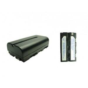PLR500 (2200mAh) Μπαταρία για Hitachi VL-H575 βιντεοκάμερες