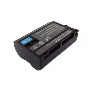 PLW715 (1400mAh) Μπαταρία για Nikon D7000 ψηφιακές φωτογραφικές μηχανές