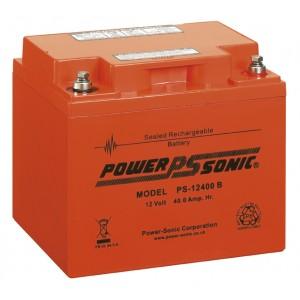 PS-1240 Powersonic Μπαταρία μολύβδου κλειστού τύπου 12V - 40Ah (sealed lead acid)