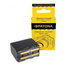 1010 (6000mAh) Μπαταρία Patona για Canon E1 ψηφιακές φωτογραφικές μηχανές