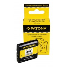 1024 (1000mAh) Μπαταρία Patona για Casio EX Z1050 ψηφιακές φωτογραφικές μηχανές