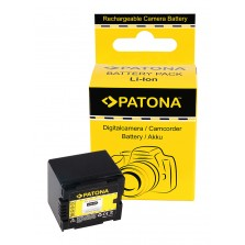 1045 (1500mAh) Μπαταρία Patona για Panasonic VW-VBD070 ψηφιακές φωτογραφικές μηχανές