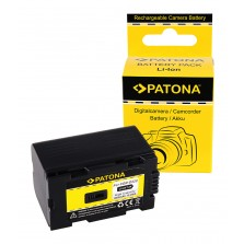 1047 (1800mAh) Μπαταρία Patona για Panasonic CGA-D54 Βιντεοκάμερες