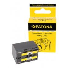 1063 (2500mAh) Μπαταρία Patona για Samsung SC-D20 Βιντεοκάμερες