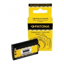 1073 (600mAh) Μπαταρία Patona για Nikon Coolpix S550 ψηφιακές φωτογραφικές μηχανές