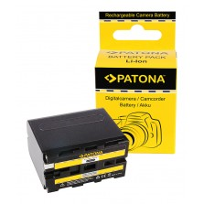 1074 (6600mAh) Μπαταρία Patona για Sony CCD-TR8E Βιντεοκάμερες