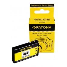 1076 (1400mAh) Μπαταρία Patona για Casio Exilim EX H10 ψηφιακές φωτογραφικές μηχανές