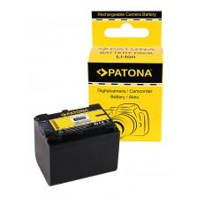 1081 (1500mAh) Μπαταρία Patona για Sony HDR-XR150 Βιντεοκάμερες