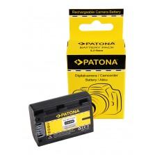 1119 (700mAh) Μπαταρία Patona για Sony Alpha A290 ψηφιακές φωτογραφικές μηχανές