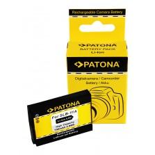 1096 (750mAh) Μπαταρία Patona για Samsung ST1000 ψηφιακές φωτογραφικές μηχανές