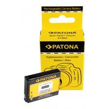 1100 (1100mAh) Μπαταρία Patona για GoPro Hero 1 ψηφιακές φωτογραφικές μηχανές