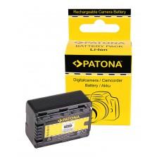 1102 (1790mAh) Μπαταρία Patona για Panasonic HDC-HS60 Βιντεοκάμερες