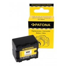 1104 (1250mAh) Μπαταρία Patona για Panasonic SD800 Βιντεοκάμερες