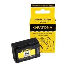 1125 (1800mAh) Μπαταρία Patona για Samsung SMX-F40 Βιντεοκάμερες