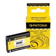 1131 (950mAh) Μπαταρία Patona για Olympus Tough TG1 ψηφιακές φωτογραφικές μηχανές