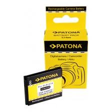 1147 (720mAh) Μπαταρία Patona για Samsung TL90 ψηφιακές φωτογραφικές μηχανές