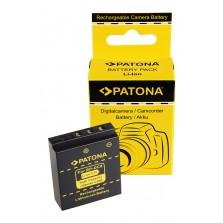 1148 (720mAh) Μπαταρία Patona για Leica X1 ψηφιακές φωτογραφικές μηχανές