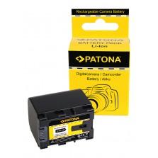 1172 (2400mAh) Μπαταρία Patona για JVC GZ-HD500 Βιντεοκάμερες