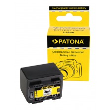 1174 (2400mAh) Μπαταρία Patona για Canon HF R36 Βιντεοκάμερες