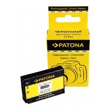 1201 (850mAh) Μπαταρία Patona για Fujifilm QX15 ψηφιακές φωτογραφικές μηχανές