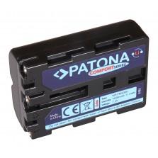 1263 (1600mAh) Μπαταρία Patona για Sony Alpha DSLR-A100 ψηφιακές φωτογραφικές μηχανές