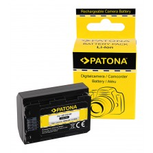 1285 (2040mAh) Μπαταρία Patona για Sony NP-FZ100 ψηφιακές φωτογραφικές μηχανές