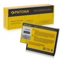 2034 (4400mAh) Μπαταρία για HP Pavilion ZE4000 Series 14.8V Laptop