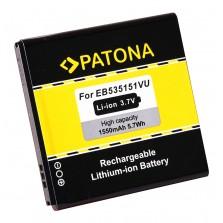 3116 (1550mAh) Μπαταρία Patona για Κινητά τηλέφωνα Samsung Galaxy S Advance