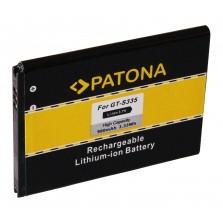 3144 (900mAh) Μπαταρία Patona για Κινητά τηλέφωνα Samsung REX80 DuoS