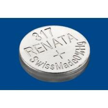 317 Μπαταρία ρολογιών Renata