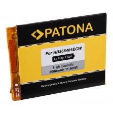 3193 (3500mAh) Μπαταρία Patona για Κινητά τηλέφωνα Huawei Honor 8