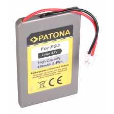 6508 (650mAh) Μπαταρία Patona για χειριστήριο Playstation 3 Sixaxis